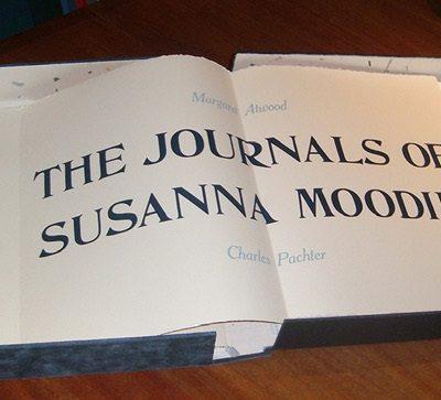 The Journals of Susanna Moodie Folio