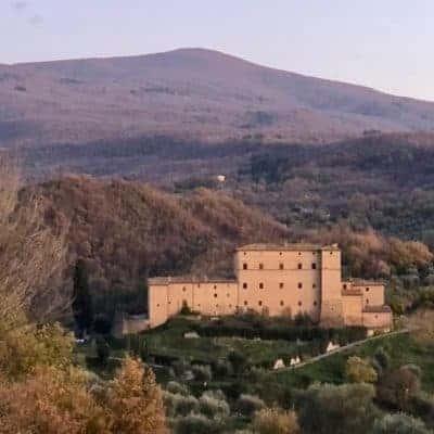 A week in an Italian castle