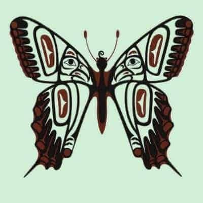 Butterfly IV by April White